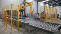 Chine Chargeur automatique de carton de Palletizer de robot de machines de conditionnement de robot 30 kilowatts usine
