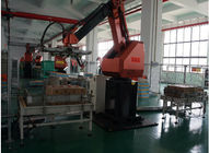 Chine Grande vitesse machine automatique de palletisation robotique de Palletizer de 5 gallons usine